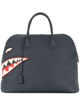 Hermes сумка-тоут Boldie Shark 45 pre-owned X
