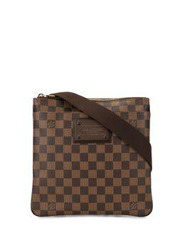 Louis Vuitton сумка через плечо Pochette Pratt Brooklyn pre-owned N41100