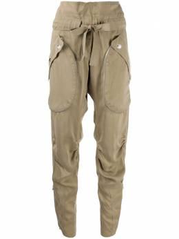 Faith Connexion брюки с присборенной талией W1800T00521