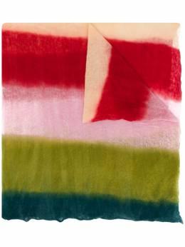 Missoni длинный шарф в полоску MDS00266BK00J7