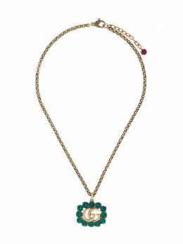 Gucci колье с кристаллами 605895I4769