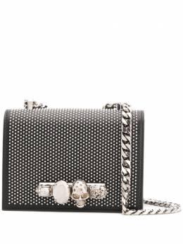 Alexander McQueen сумка на плечо с заклепками 5585411B11Y