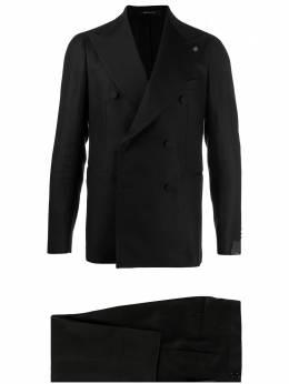 Tagliatore вечерний костюм с двубортным пиджаком SPL10ABR34UEZ239