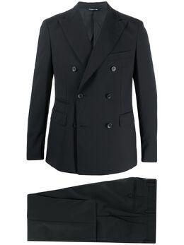 Tonello костюм-двойка с двубортным пиджаком 01AD3R0X1063U