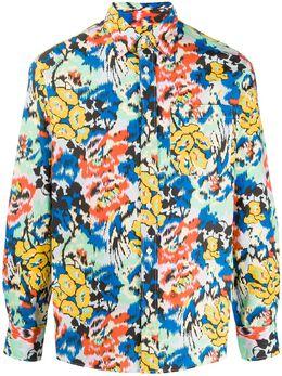 Missoni рубашка с цветочным принтом MUJ00054BW008T
