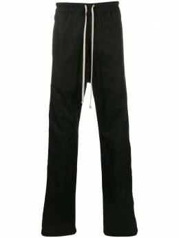 Rick Owens DRKSHDW press stud track pants DU20S5379CR