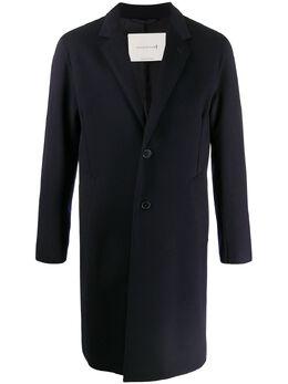 Mackintosh однобортное пальто миди MO3675