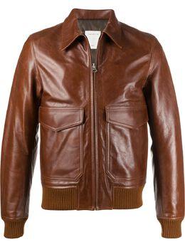 Sandro куртка с воротником и карманами SHPBL00292