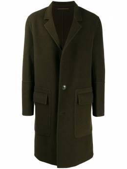 Ami Paris пальто на пуговицах P20HM006255