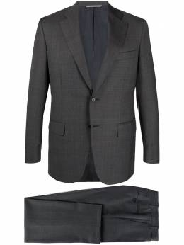 Canali костюм в клетку Windowpane BF0007011220