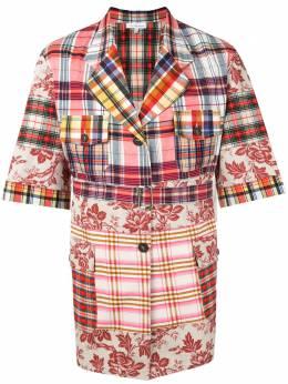 Pierre-louis Mascia куртка-рубашка с принтом ROBERTSSH1076549414