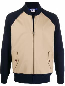 Junya Watanabe Man куртка с рукавами реглан WEN002S20
