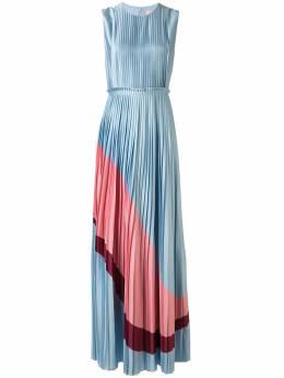 Roksanda плиссированное платье без рукавов SS20H16721