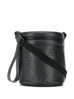Bottega Veneta сумка Borsa цилиндрической формы 578544VBOY1