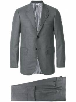 Thom Browne Wide Lapel Wool Twill Suit MSC185A00626