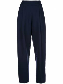 Oscar De La Renta брюки широкого кроя 20RN323DSWNAV