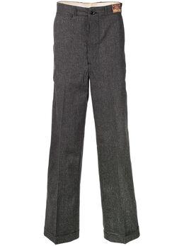 Fake Alpha Vintage строгие брюки 1940-х годов PT0004