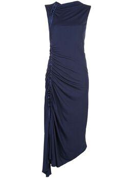 Sies Marjan платье миди с драпировкой 15XJ5243WANDA