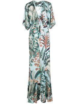 Patbo платье макси с принтом VEL10231US