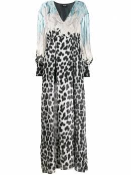 Just Cavalli платье с принтом S02CT1030N39449