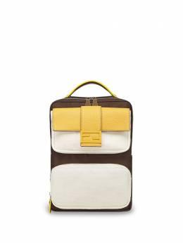 Fendi рюкзак с логотипом FF 7VZ047ABGA