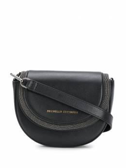 Brunello Cucinelli декорированная поясная сумка MBSMD2018C101
