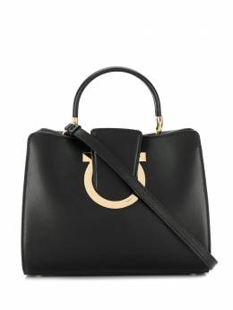 Salvatore Ferragamo сумка-тоут с декором Gancini 21G5960720590