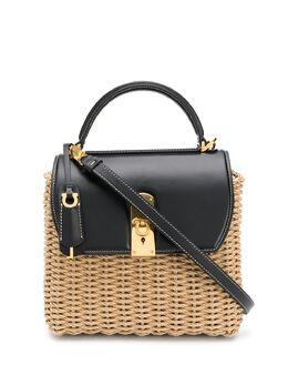 Salvatore Ferragamo сумка Boxy с верхней ручкой 724851