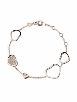 Chopard браслет 'Happy Hearts' с бриллиантами 8574825009