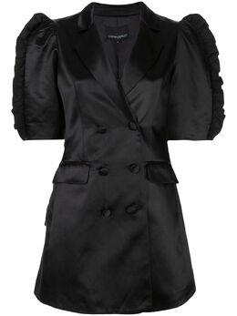 Cynthia Rowley платье-блейзер Paz длины мини 20R1DR29SA