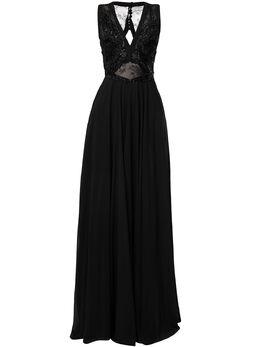 Saiid Kobeisy вечернее платье RSRT2037