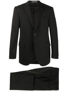 Corneliani костюм-двойка узкого кроя 8572220118150