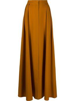 Maison Rabih Kayrouz пышная юбка со складками S1208