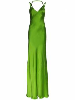 Haider Ackermann платье на тонких бретелях 2032202125