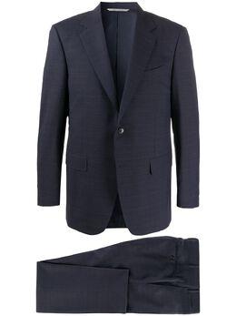 Canali строгий костюм-двойка AR020311128018