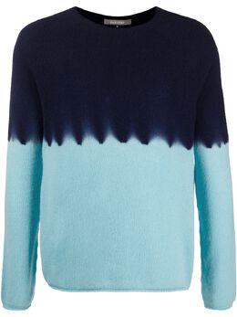 Suzusan свитер с принтом тай-дай 3028K33