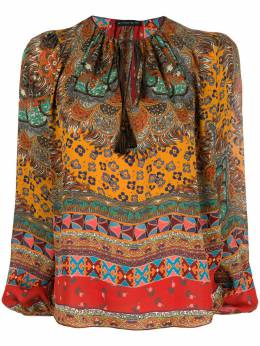Etro printed blouse 134865083
