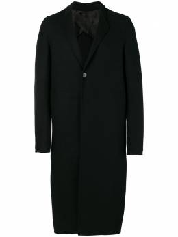 Rick Owens single breasted coat RU18F1952DDW