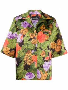 Richard Quinn рубашка с короткими рукавами и принтом RQSS2085HAWAII