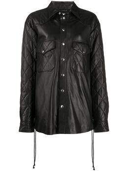 Faith Connexion куртка-рубашка на кнопках X2807COOL29