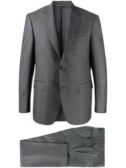 Canali костюм-двойка стандартного кроя AA0252411280186R