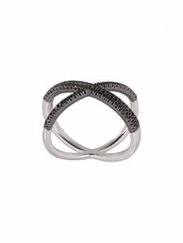 Alinka двойное тонкое кольцо 'KATIA' ZABD0023F818W1383