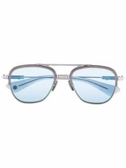 Dita Eyewear солнцезащитные очки Rikton в квадратной оправе DTS1175402