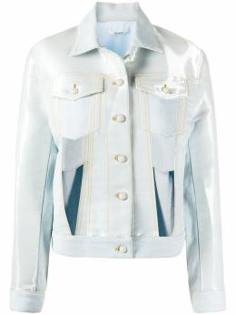 Zilver джинсовая куртка с вырезами SS20WJK01A