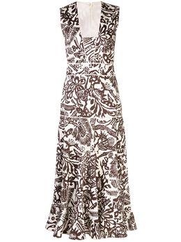 Alexis платье Marianna с абстрактным принтом A12004296123