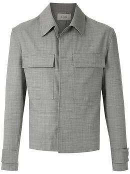 Egrey куртка в стиле милитари 205059