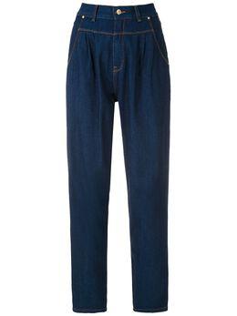 Amapo джинсы Royal со складками AMAI13001