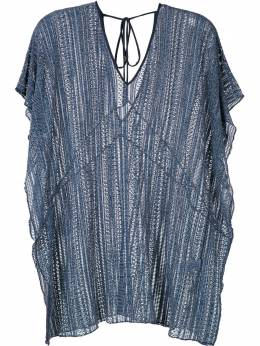 Track&Field прозрачное платье-кафтан V20930026