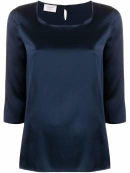 Snobby Sheep блузка с круглым вырезом и рукавами три четверти 20S78520