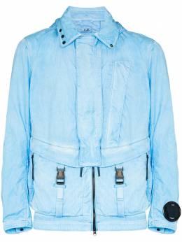 C.P. Company куртка с линзами на капюшоне 08CMOW173A005680S